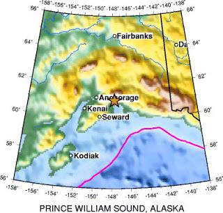 Violenti terremoti in Giappone e in Alaska