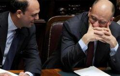 """Enrico Letta ottiene una fiducia in Parlamento che non dipende più dal """"sì"""" di Silvio Berlusconi. E' finito il suo ventennio"""