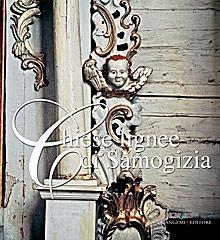 Mostra fotografica sulle chiese in legno della Somagizia che conservano il fascino antico della Lituania