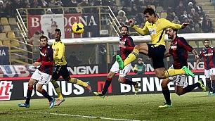 Calcio. Gli anticipi dell'ultima giornata del girone di andata: Livorno-Parma 0-3, Bologna-Lazio 0-0