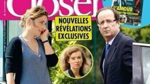 Francois Hollande e Julie Gayet sarebbero amanti da 2 anni. Nuove rivelazioni di Closer