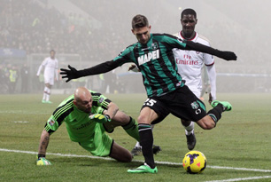 Juve da record con 11 vittorie di fila. A valanga anche Roma e Napoli. Impresa Sassuolo che batte il Milan 4-3