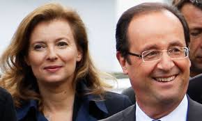 La compagna del presidente francese Hollande in ospedale sconvolta dalla scoperta del tradimento di Francois