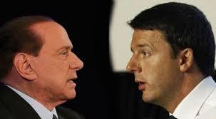 """Il """"faccia a faccia"""" Renzi-Berlusconi è cominciato a Roma nella sede del Pd. Un incontro che tiene tutti col fiato sospeso, primi tra tutti gli avversari del sindaco di Firenze pronti ad approfittate di qualsiasi """"errore"""""""