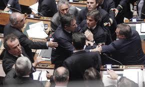 La politica in Italia è tutta una rissa? Ora sappiamo il perché: quattro Università rivelano che c'è più differenza fra un romano e un milanese che fra uno spagnolo e un rumeno