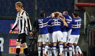 Calcio Serie A. Nei posticipi Inter fermata 1-1 a San Siro dal Chievo e Sampdoria-Udinese 3-0
