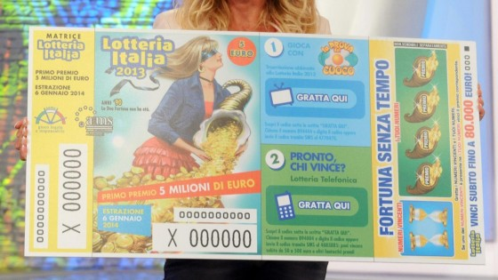 Il primo premio da 5 milioni di Euro della Lotteria Italia vinto da un biglietto venduto a Lecco. Le principali altre vincite a Casoria (Na), Torino, L'Aquila, Pietrasanta (Lu) e Palermo