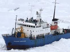 L'estate australe ha avuto ragione dell'allarmismo: il ghiaccio ha mollato la presa. Libere anche le altre 2 navi bloccate in Antartide