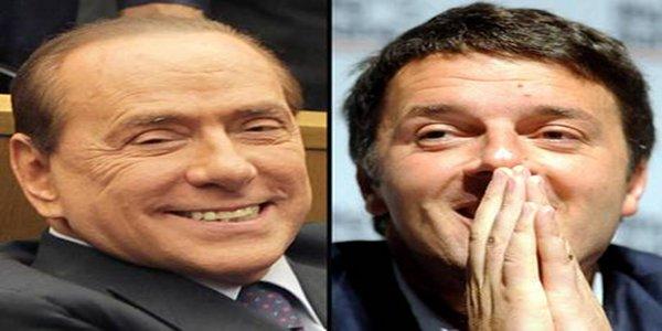 """Regge l'accordo Renzi Berlusconi. Solo 20 """"franchi tiratori"""", ma a sorpresa tutto é rinviato all'11 Febbraio. E la fretta degli esordi?"""