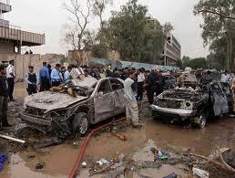 Raffica di bombe a Baghdad provoca la morte di 28 persone ed il ferimento di altre 67