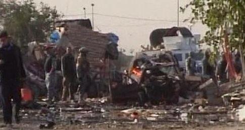 Altra serie di attentati a Baghdad mentre il governo iracheno prepara l'offensiva su Falluja
