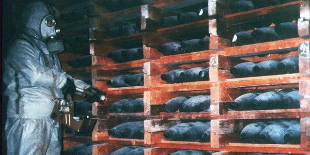 """Passeranno dal porto di Gioia Tauro le armi chimiche siriane destinate alla distruzione. Il """"no"""" dei sindaci della zona"""