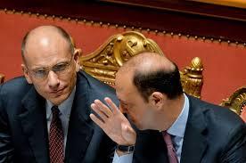 Interim di Letta al posto della De Girolamo. Inizia lo scontro sulla Legge elettorale. Il centro prova a mettere in difficoltà l'accordo Renzi Berlusconi e solleva il punto della ineleggibilità.