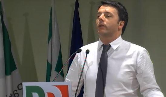 Renzi cerca di rassicurare il Pd sul suo accordo con Berlusconi. Nessuno gli dice di no…ma solo formalmente. Cuperlo non vota e se ne va in anticipo dopo aver criticato metodo e sostanza.