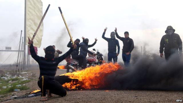 Furiosi combattimenti in Iraq soprattutto a Ramadi tra gruppi tribali sunniti sostenuti dall'esercito e al-Qaeda