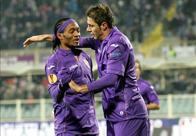 Coppa Italia. La Fiorentina batte al Franchi l'Udinese per 2-0 e si qualifica  per la finale. Ora tocca a Napoli-Roma