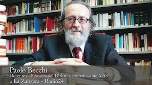 """Paolo Becchi sempre più in televisione e Beppe Grillo lo """"scomunica"""" da M5S interrompendone le trasmissioni"""
