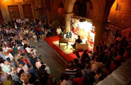 """Viterbo: la Regione Lazio pronta a sostenere il Festival """"Caffeina"""". Lo annuncia il Presidente Zingaretti"""