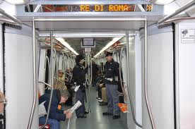 Con la convenzione tra Atac e Questura di Roma aumenta la sicurezza sulla rete tram, bus e metro della Capitale