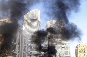 Altro sanguinoso attentato a Beirut nella zona sud della città, roccaforte di Hezbollah. cinque morti e 80 feriti