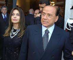Sentenza di divorzio tra Silvio Berlusconi e Veronica Lario. Resta da decidere l'aspetto economico finora fissato in 1.400.000 euro al mese