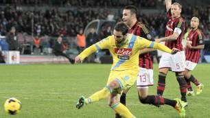 Riprende il campionato. Negli anticipi in serata Napoli-Milan 3-1. Prima vincono in casa Fiorentina e Udinese