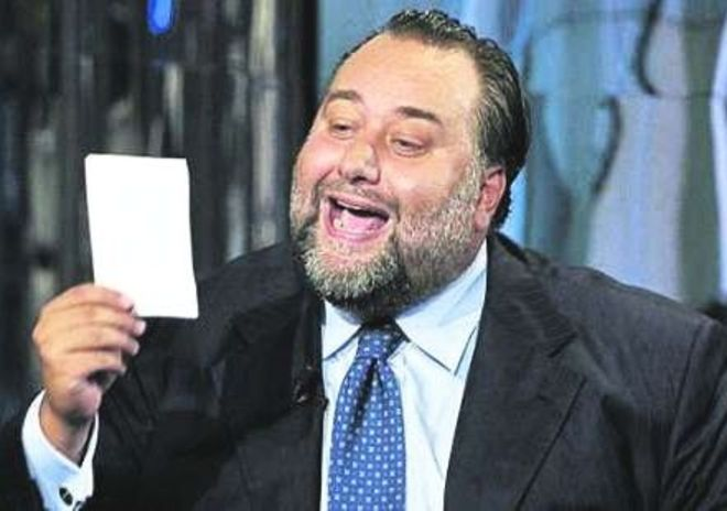"""Condanna della Corte dei Conti per """"Batman"""". Fiorito dovrà restituire 1 milione 200 mila 784 euro di """"spese personali"""""""