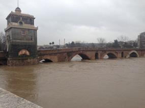 Continua l'allerta maltempo, previste pioggia e neve sull'Italia fino a martedì
