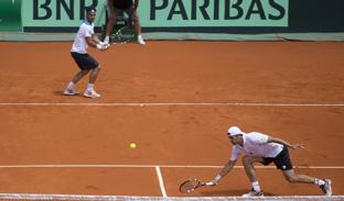 Tennis Coppa Davis: sui campi del Mar de la Plata Fognini e Bolelli portano 2-1 in vantaggio l'Italia-sull' Argentina