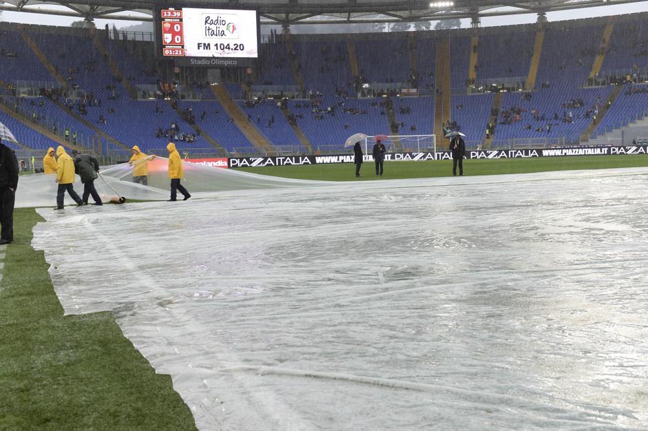 Terza di ritorno,rinviata Roma-Parma. La Lazio espugna il campo del Chievo. ll  Napoli fermato dall' Atalanta