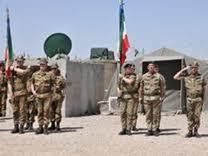 Si completa il ripiegamento italiano dall'Afghanistan. Resteranno solamente i militari per l'addestramento degli afghani.