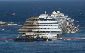 Sub spagnolo muore sotto la Costa Concordia mentre era al lavoro