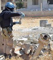 Ritardi nella consegna delle armi chimiche siriane che dovranno raggiungere Gioia Tauro prima della distruzione