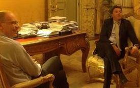 """Letta- Renzi: """"dualismo continuo"""". Nessuna novità nella storia della Repubblica.  Anzi, in qualche modo il """"sale"""" della politica italiana"""