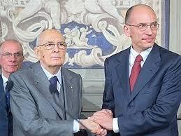 """Dopo le """"irrevocabili"""" dimissioni di Letta partono le consultazioni lampo. Poche ore e, poi, l'incarico a Renzi che ha già i suoi problemi.Polemiche per la salita al Colle di Berlusconi.Obama chiama Letta"""