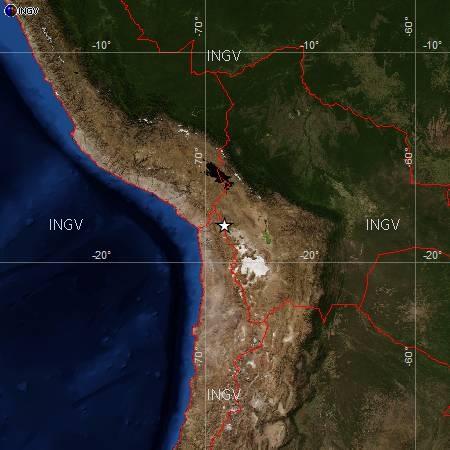 Violento terremoto, 6.3, colpisce il Cile del Nord. Non si segnalano vittime o danni. Avvertito anche in Bolivia