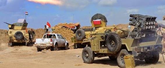 Combattenti sciiti abbandonano la lotta all'Isis per protesta contro bombardamenti Usa in Iraq