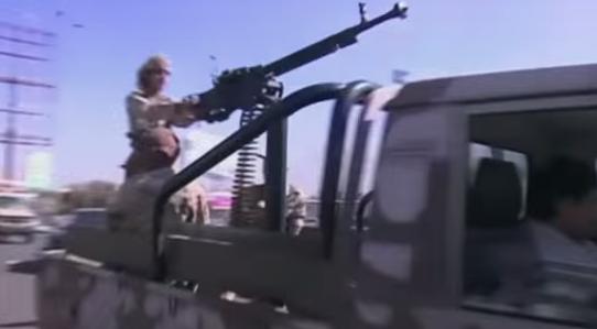 I ribelli Houthi costringono alla fuga il Presidente dello Yemen