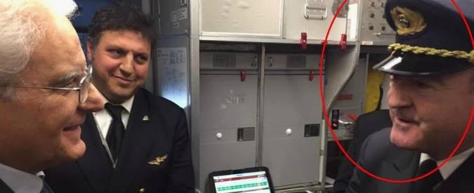Sospeso pilota Alitalia. Aveva sparato a casa durante una lite