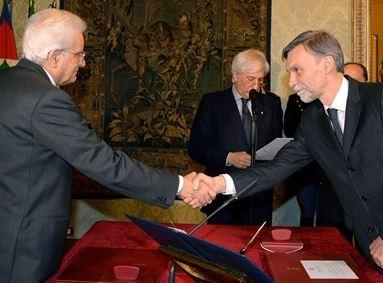 Giuliano Delrio nuovo Ministro alle Infrastrutture. Gabrielli Prefetto di Roma
