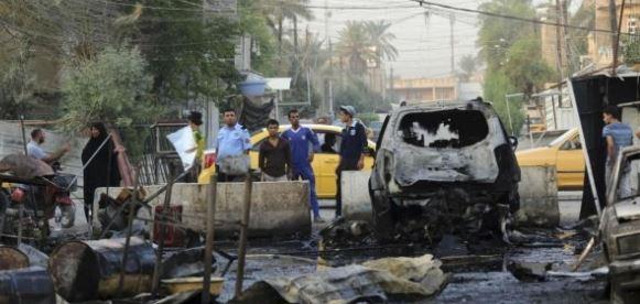 Raffica di attentati con autobombe in Iraq: circa 35 vittime