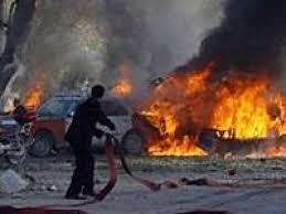 Autobomba contro consolato Usa ad Erbil ( Kurdistan iracheno)fa un morto e molti feriti
