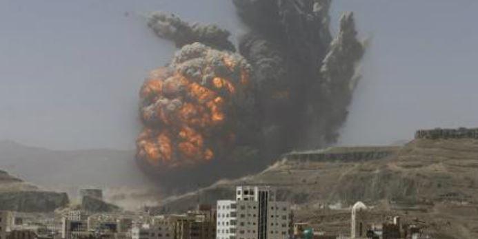 Yemen: bombardamento saudita su Sana'a provoca 46 morti e centinaia di feriti