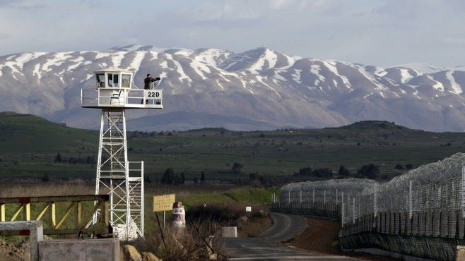 Attacco israeliano lascia quattro morti sulle alture del Golan