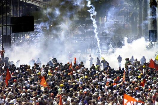 Italia condannata da Corte Ue per G8 di Genova  e mancanza legge sulla tortura