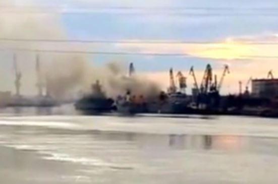 Sotto controllo incendio su sottomarino russo. Nessuna vittima segnalata