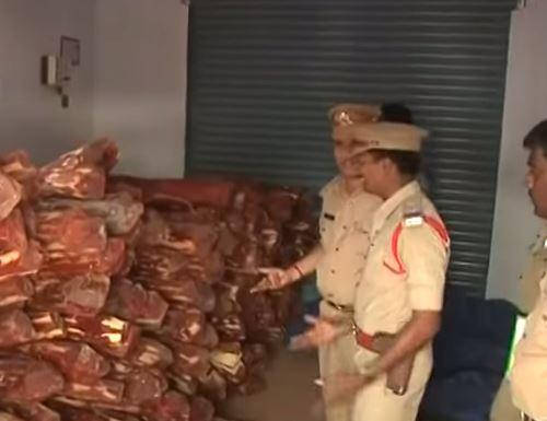 20 contrabbandieri di legname di sandalo rosso uccisi in India.