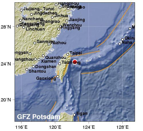 Allarme tsunami in Giappone dopo terremoto a Taiwan