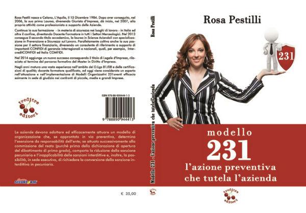 """Modello 231. Come tutelare l'azienda. Arriva un libro pubblicato da """"Treditre"""" che spiega tutto."""