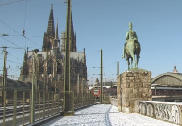 20 mila persone trasferite a Colonia per un ordigno della Seconda Guerra